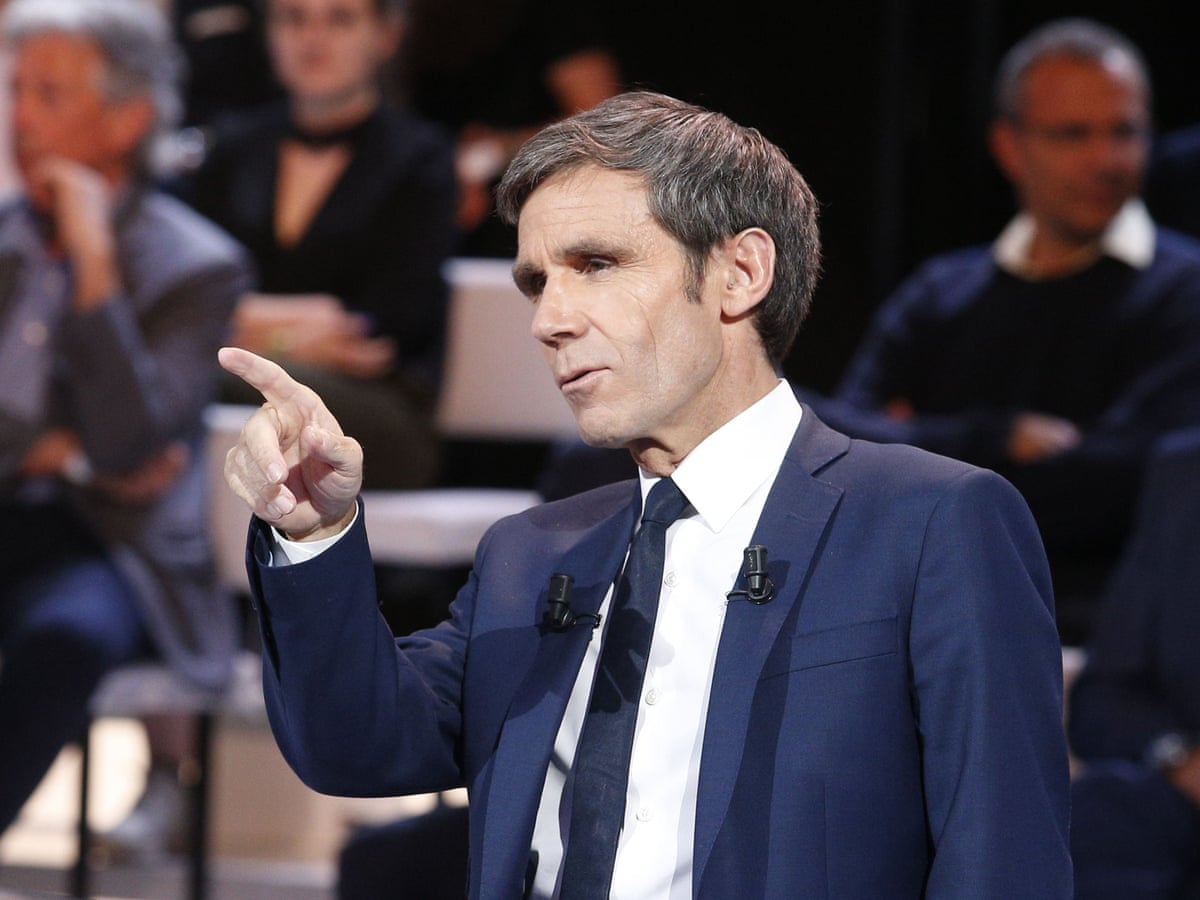 France S Longest Serving Tv Anchor Sacked By State Broadcaster France The Guardian