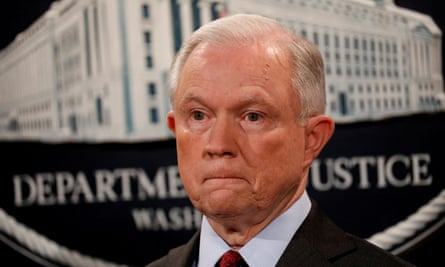 A memo from Jeff Sessions says Title VII protection includes 'discrimination between men and women but does not encompass discrimination based on gender identity per se, including transgender status'.