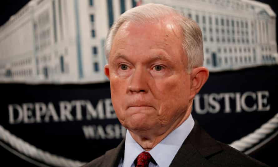 In issuing the memo, Jeff Sessions is injecting the department into a thicket of highly charged legal questions that have repeatedly reached the US supreme court.
