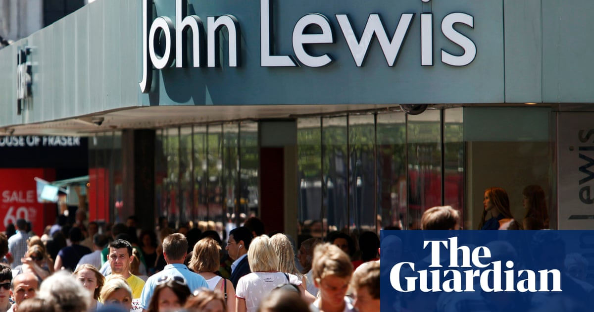 John Lewis to offer equal parental leave to all staff