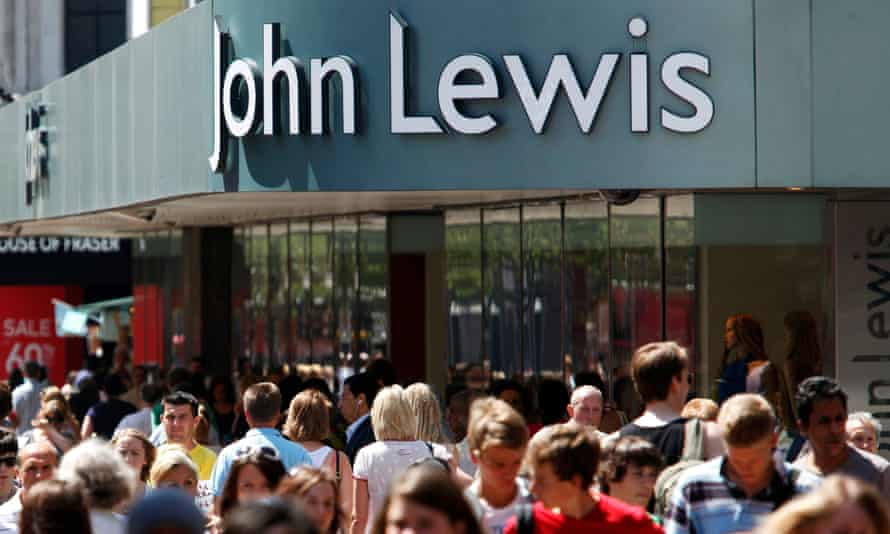 The John Lewis Partnership's plan has been welcomed by equality campaigners.