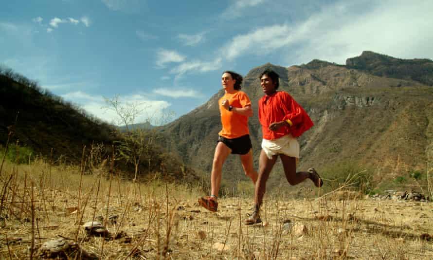 The Ultra Maratón Caballo Blanco draws competitors from around the world