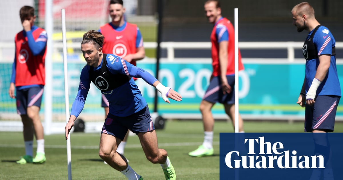 Grealish backs England to use semi-final pain in Euro 2020 opener with Croatia