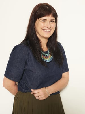 Rebecca Johnson, 48, Arts & Museums ManagerWears her own clothing
