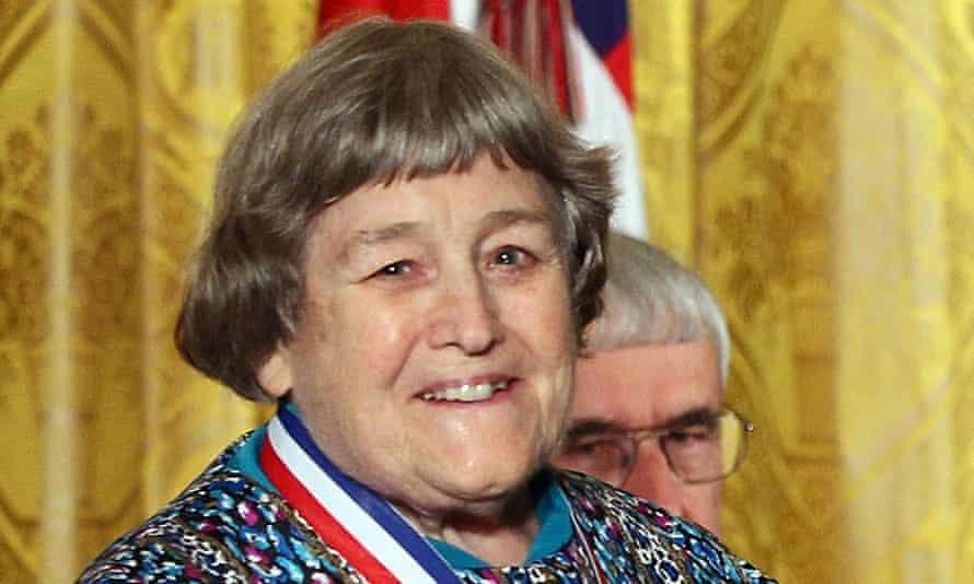 Yvonne Brill.