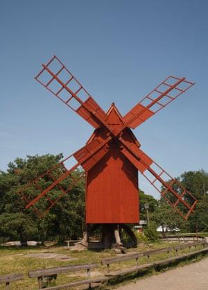 Oland Windmill, Skansen