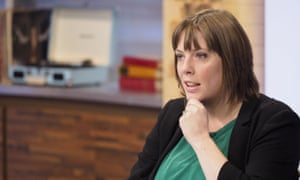 Jess Phillips, chair of the women's parliamentary Labour party.
