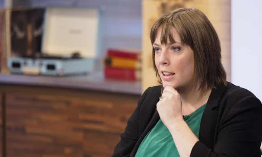 Jess Phillips, chair of the women's parliamentary Labour​ party.