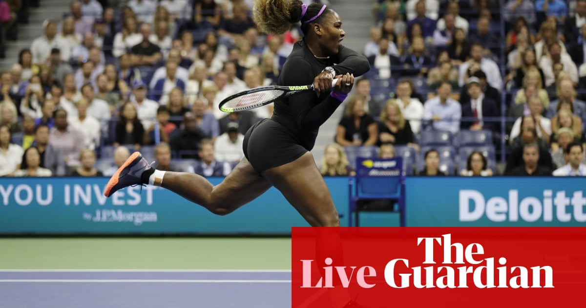 Serena Williams beats Elina Svitolina in US Open womens semi-final – as it happened