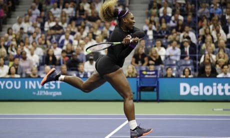 Serena Williams beats Elina Svitolina in US Open women's semi-final – as it happened