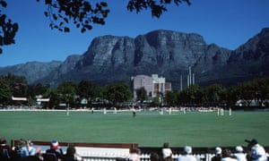 England's rebels at Newlands in South Africa in 1982