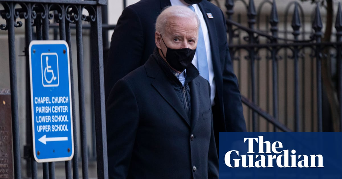 Biden to sign order expanding voting rights on Bloody Sunday anniversary - the guardian
