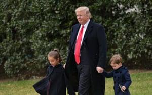 Washington DC, USA President Donald Trump