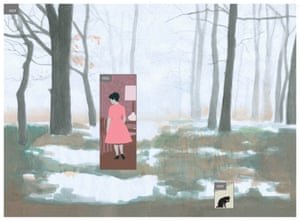 From Here by Richard McGuire