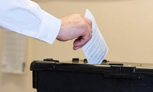 New legislation in Scotland allows for an all-postal vote or one spread over more than one day.