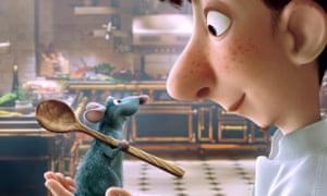Love of labour ... Ratatouille