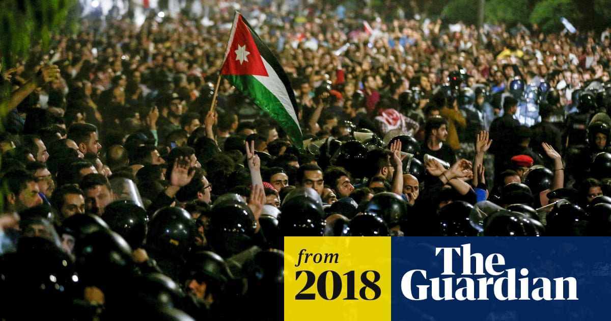 Jordan: thousands protest against IMF-backed austerity measures