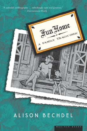 Fun Home, by Alison Bechdel