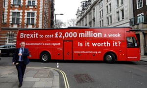 The anti-Brexit 'Is it worth it?' bus starts its tour of Britain on 21 February.