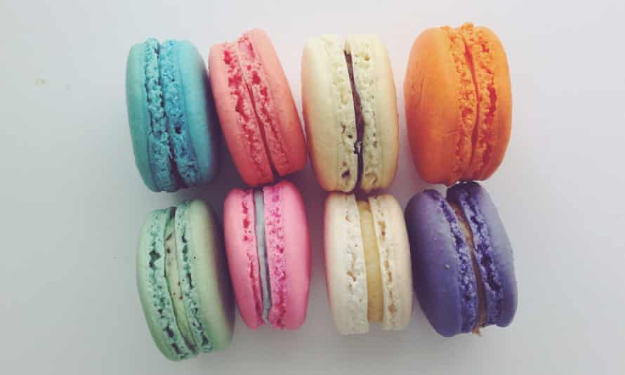If you don't post a picture of the macaroons you have eaten, have you really eaten them?