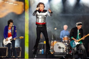 The Rolling Stones at London Stadium, May 2018