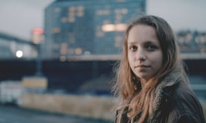 Molly Windsor in a still from The Priest