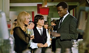 Sidney Poitier in To Sir, With Love.