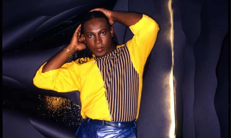 Sylvester in 1985.