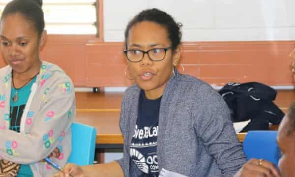 Vani Catanasiga is the executive director at Fiji Council of Social Service