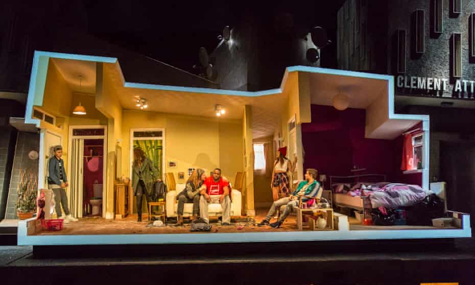 The Suicide at Lyttelton theatre