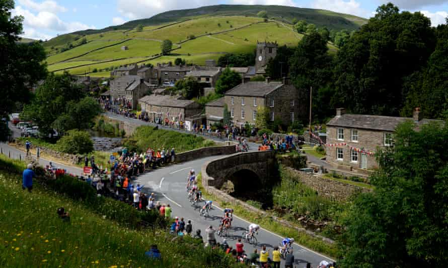 Yorkshire hopes to host the start of the Vuelta a España after welcoming the Tour de France in 2014.
