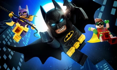 The Lego Batman Movie – the best Batman film for a long time.