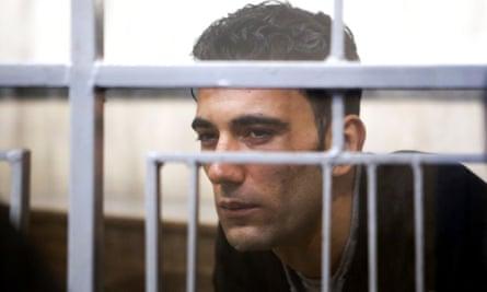 Mohammed Ali Malek in court in Catania.
