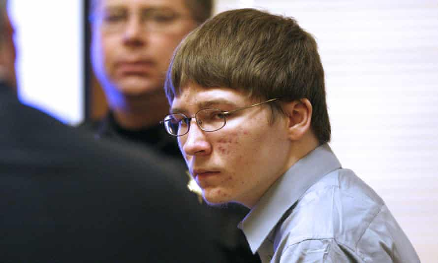 Brendan Dassey at his court hearing in 2007.