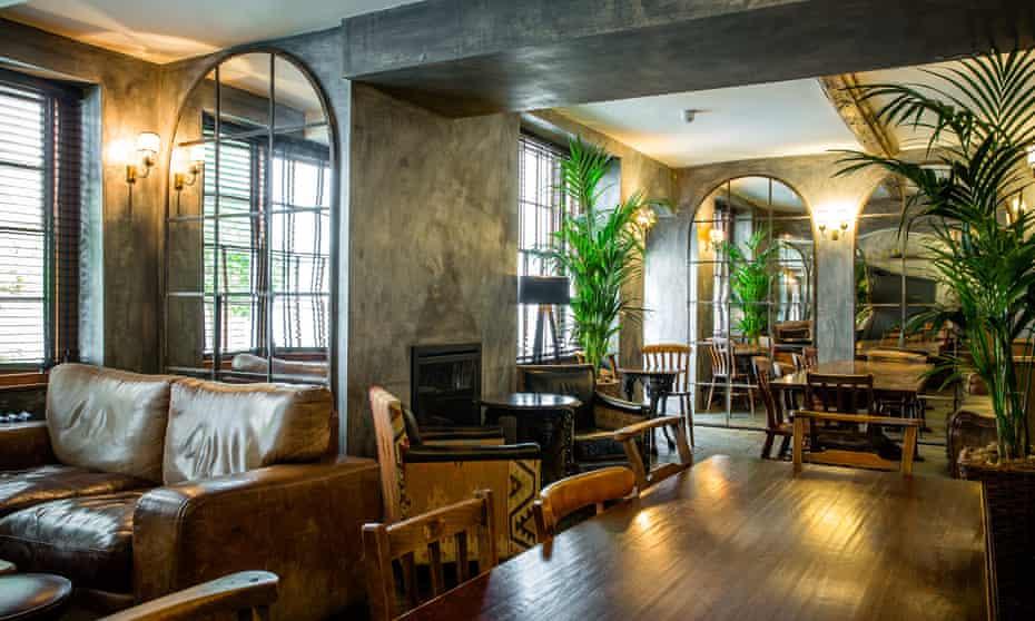 The Angel Hotel (and Foxhunter Bar), Abergavenny