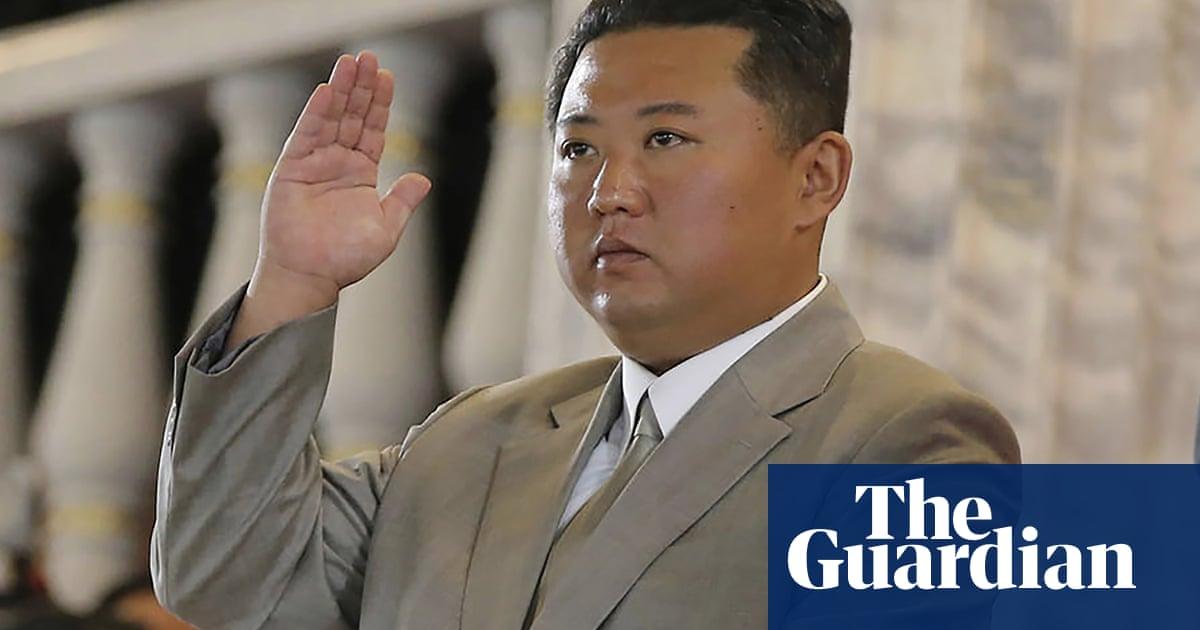North Korea fires two ballistic missiles into sea, South Korea military says