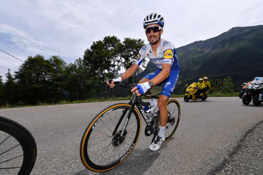 This could be a day for Julian Alaphilippe.