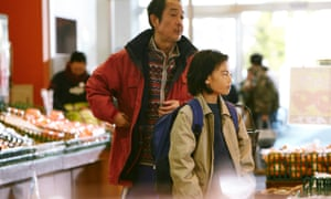 Shoplifters, directed by Hirokazu Kore-eda, nominated for best foreign language film.