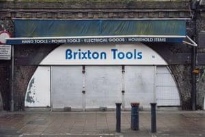 Brixton tools, 16 Brixton Station Road.