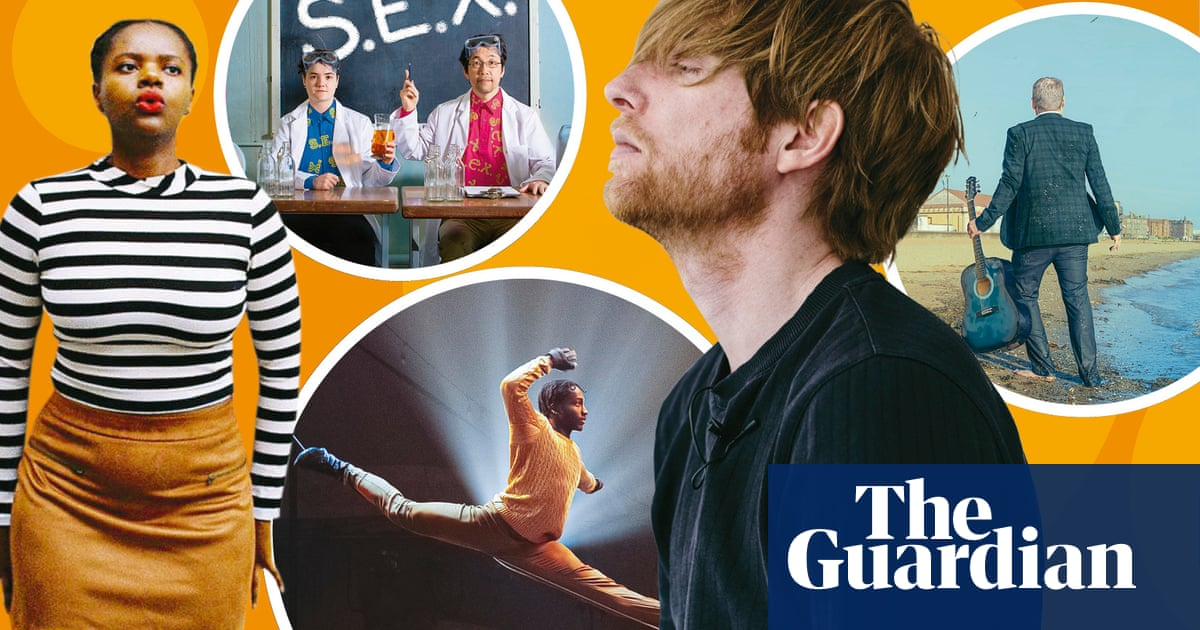 The shows must go on: the best of Edinburgh fringe, in person and online