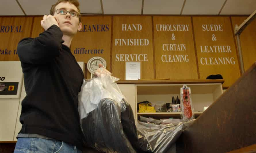 You may not know it, but most dry cleaning isn't dry at all – and it isn't clean.