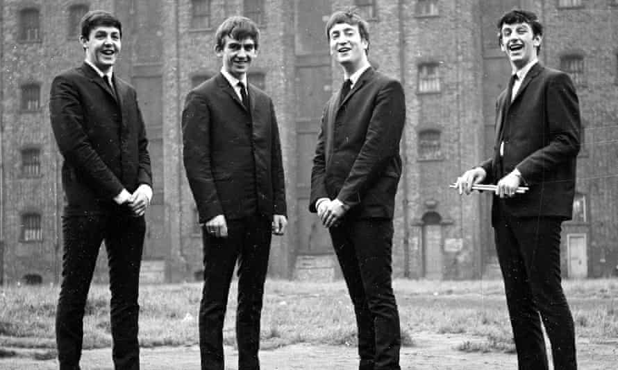 The Beatles in 1962