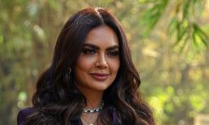 Bollywood actor Esha Gupta.