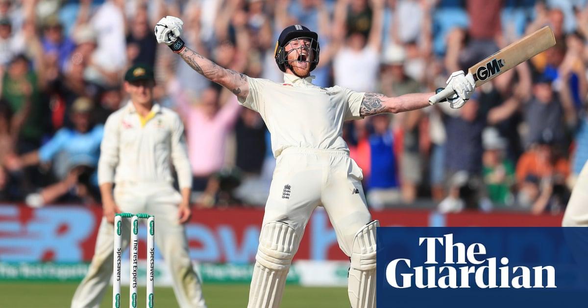 Ashes: Ben Stokes on Englands sensational third Test win over Australia – video