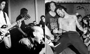 The underground hardcore punk movement – led by the likes of Black Flag, MDC and Minor Threat – flourished during the height of Reagan's presidency in the 80s.