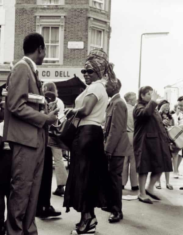 Portobello Road in the late 60s.