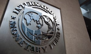International Monetary Fund headquarters in Washington, DC