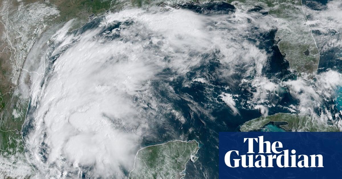 Tropical Storm Nicholas strengthens off Texas coast, threatening rain and floods