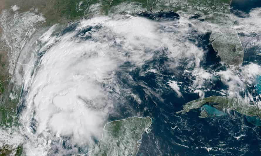 Hurricane Nicholas Brings Heavy Rain, Storm Surge, and High Winds to Texas