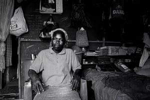 Left Behind, 2017, by Nneka Iwunna Ezemezue